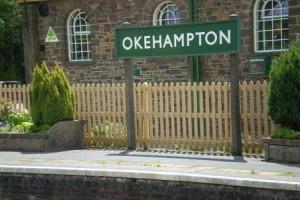 Okehampton-Station