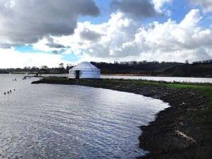Turf Yurt